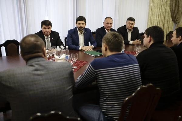 Захарченко, Крым|Фото: Пресс-служба депутата ГД РФ Андрея Козенко