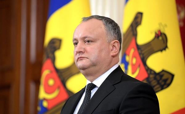 Игорь Додон|Фото: kremlin.ru/