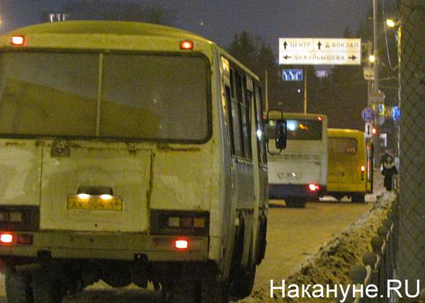 Екатеринбург, транспорт, общественный транспорт, автобус|Фото: Накануне.RU