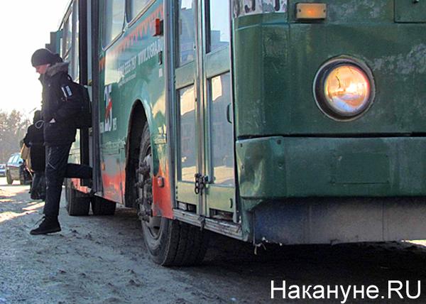 Екатеринбург, транспорт, общественный транспорт, автобус, остановка|Фото: Накануне.RU