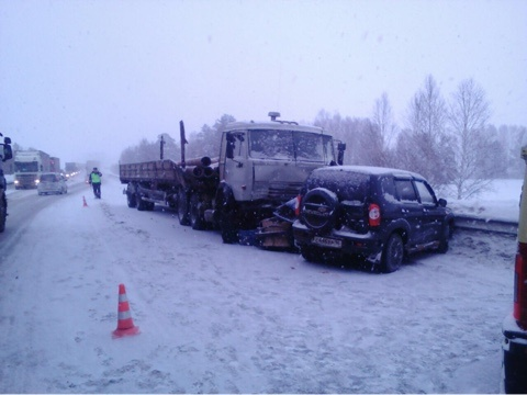 авария, ДТП, столкновение|Фото: УГИБДД ГУ МВД России по СО