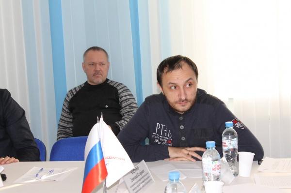 Совещание по льготным проездным в Перми (27.1.17)|Фото: onf.ru