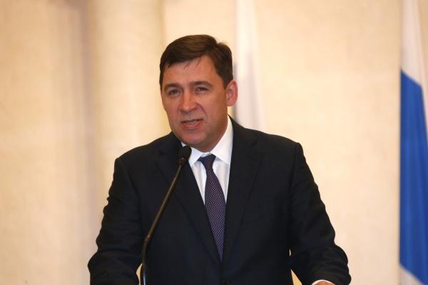Евгений Куйвашев, Бал прессы|Фото: Департамент информационной политики губернатора СО