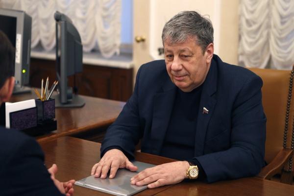 Аркадий Чернецкий Фото: Департамент информационной политики губернатора СО