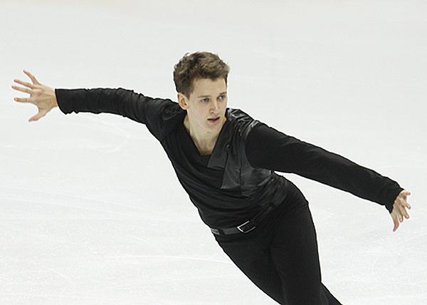 Максим Ковтун, фигурист Фото: minsport.midural.ru
