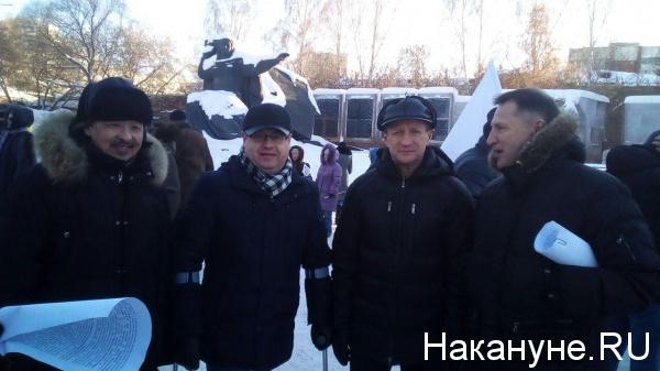Хан, сергин, зяблицев, вегнер|Фото: Накануне.RU