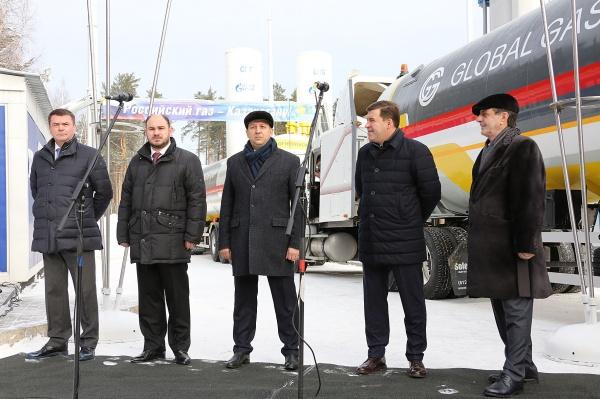 Евгений Куйвашев|Фото: Департамент информационной политики губернатора СО