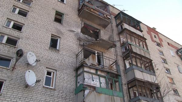 Донецк, обстрел, разрушения, ДНР|Фото: мэрия Донецка
