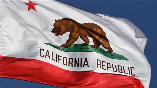 флаг Калифорнии|Фото: