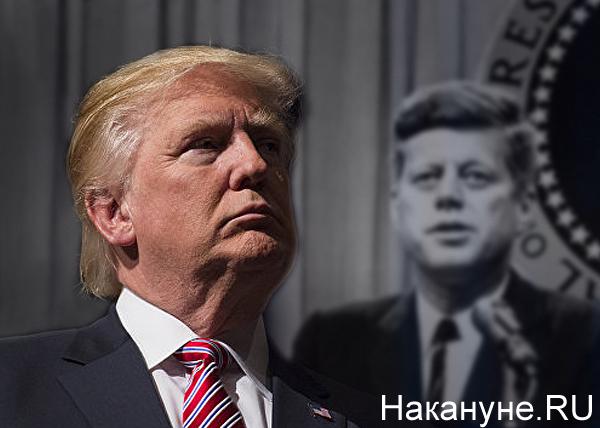 коллаж, Трамп, Кеннеди, США|Фото: Накануне.RU