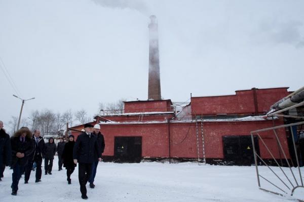 Борис Дубровский, Уфалейникель,|Фото: пресс-служба губернатора Челябинской области