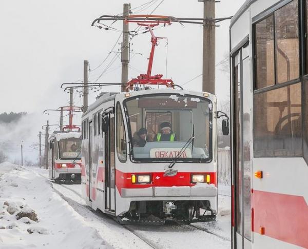 трамвай депо Фото: администрация Нижнего Тагила