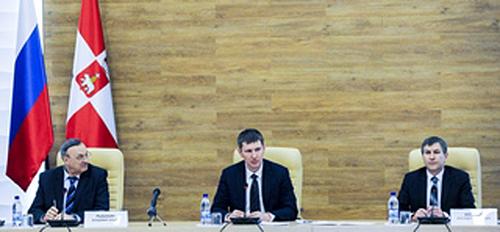 Максим Решетников, первый указ, встреча с членами Правительства Пермского края|Фото: perm.ru