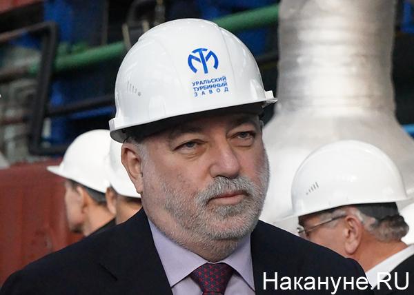 Уральский турбинный завод, УТЗ, Виктор Вексельберг(2017)|Фото: Накануне.RU
