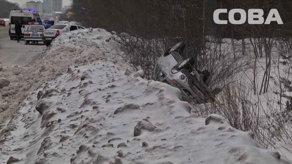 ДТП, Дублер сибирского тракта, авария|Фото: СОВА
