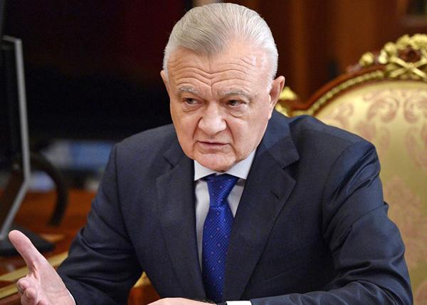 губернатор Рязанской области Олег Ковалев|Фото: kremlin.ru