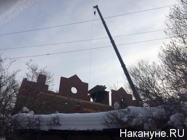 Бухта Квинс поселок строительство|Фото: Накануне.RU