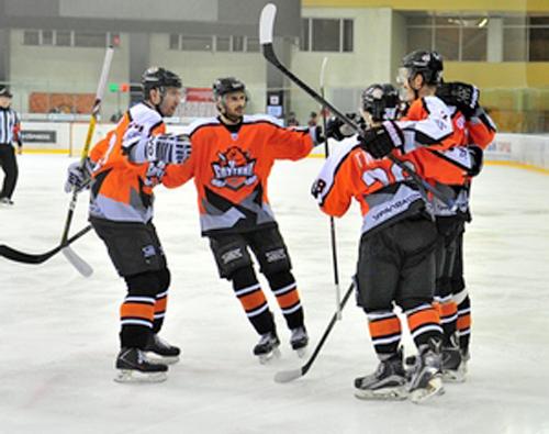 Спутник, Дизель, Высшая хоккейная лига|Фото: tagilhockey.ru