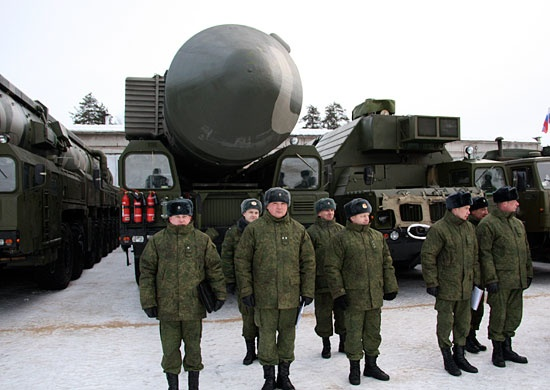 Тагильское ракетное соединение РВСН|Фото: Министерство обороны РФ