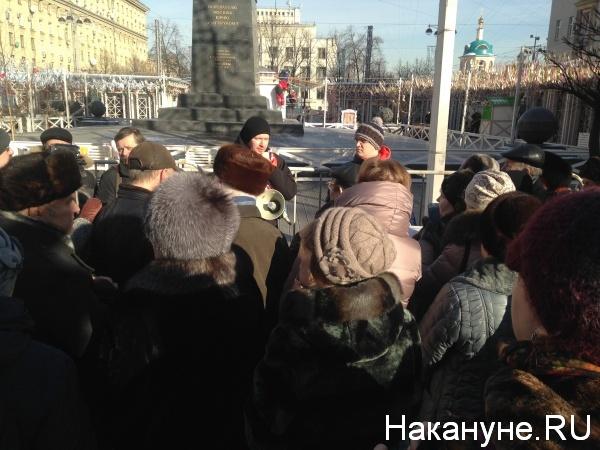 КПРФ, Денис Парфенов, Северо-Восточная хорда|Фото: nakanune.ru