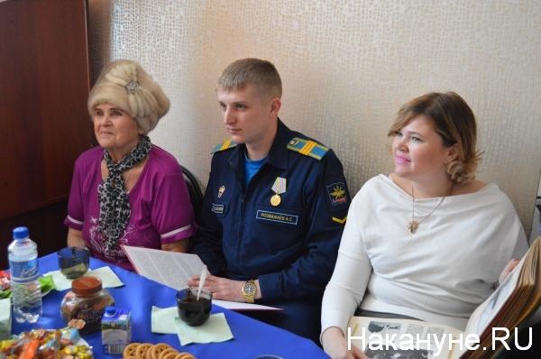Зоя Голубкова, Артур Розважаев, Юлия Меликова Фото:Накануне.RU