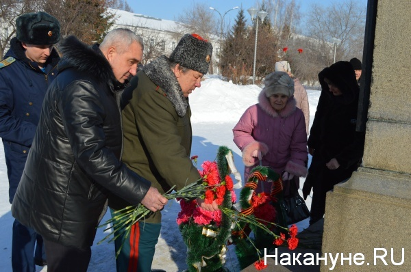 мемориал, Кирилл Евстигнеев, Шумиха Фото:Накануне.RU