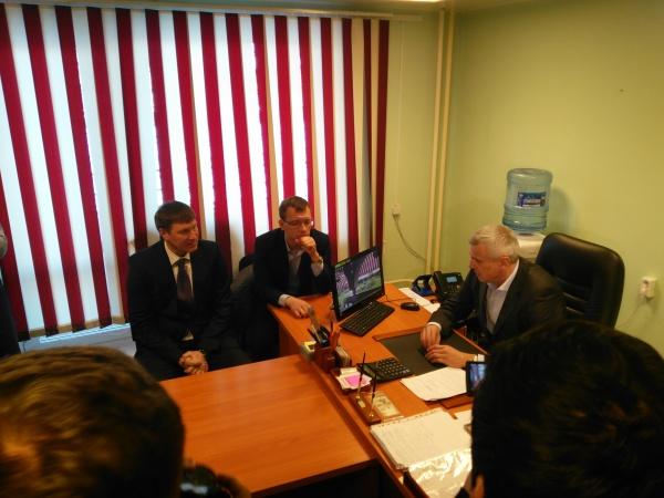 носов, совещание|Фото:пресс-служба администрации Нижнего Тагила