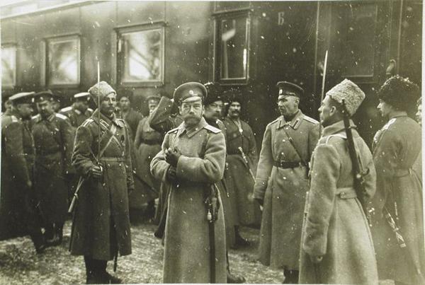 Николай II, отречение монарха, Февральско-мартовский дворцовый переворот, Февральская революция, 1917|Фото: orthodoxmoscow.ru