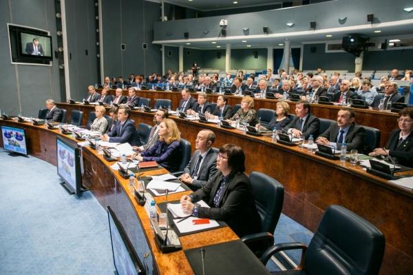 заседание Совета при губернаторе Югры по развитию местного самоуправления|Фото: правительство ХМАО