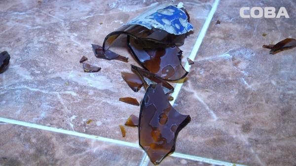 нашатырь, разлив, МЧС|Фото:СОВА