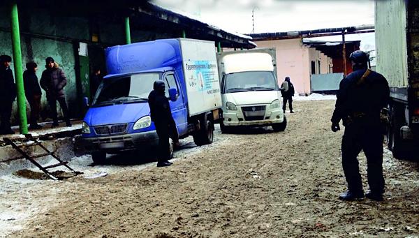 газель, приставы, арест|Фото: УФССП Свердловской области