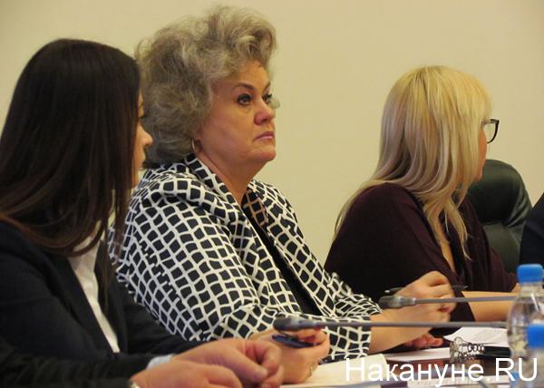 полпредство, совещание, Татьяна Николаева Фото: Накануне.RU