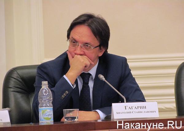 полпредство, совещание, Анатолий Гагарин Фото: Накануне.RU