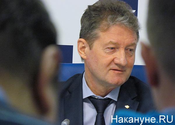 """президент ХК """"Автомобилист"""" Андрей Козицын Фото: Накануне.RU"""