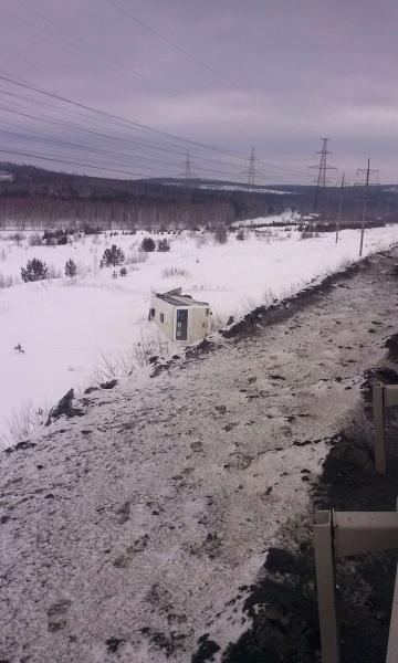 автобус ВАЗ ДТП Средний Урал|Фото: ГИБДД Свердловской области