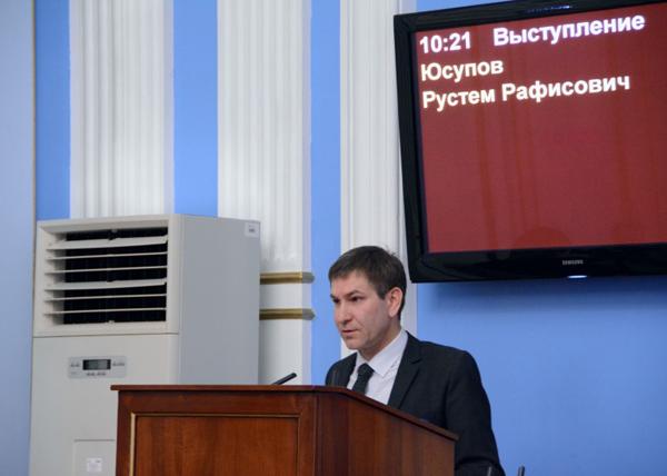 Рустем Юсупов, руководитель администрации губернатора Пермского края|Фото: duma.perm.ru