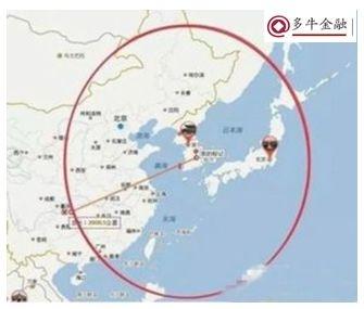 Из Южной Кореи радары THAAD смогут просматривать значительную часть Китая|Фото: blogs.china.com
