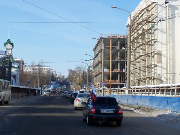 акции протеста, дольщики, Пермь Фото:Павел Шатров