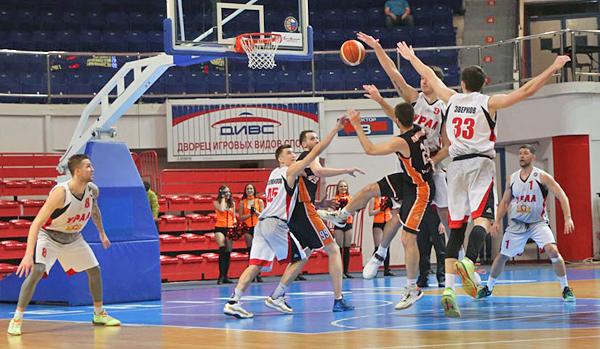 "БК ""Урал"", баскетбол|Фото: БК Урал"