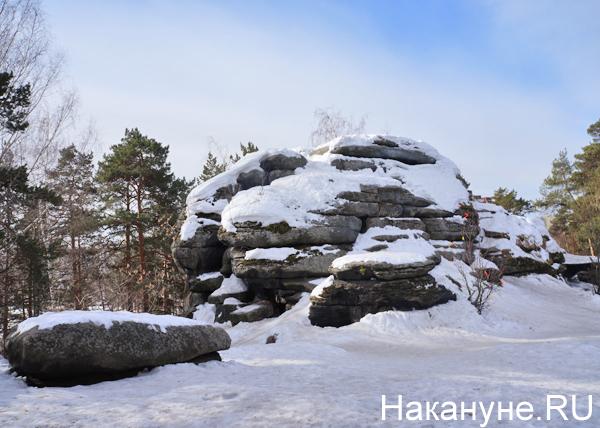 Шарташский лесопарк, Каменные палатки|Фото: Накануне.RU
