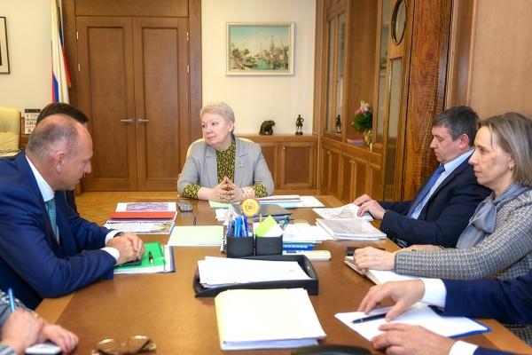 глава Минобрнауки Ольга Васильева|Фото: ДИП губернатора Свердловской области