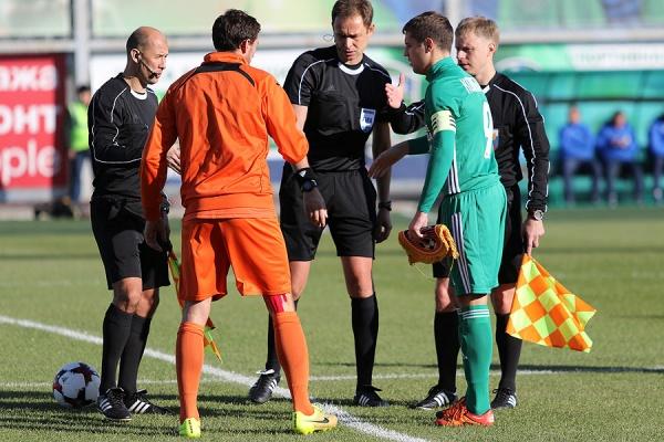 арбитр ФИФА Виталий Мешков|Фото: fc-ural.ru
