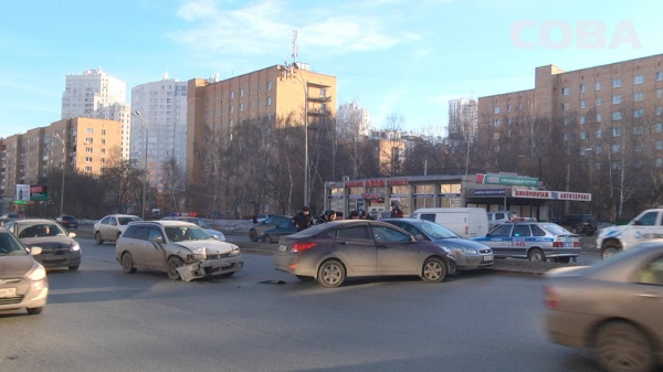 Токарей ДТП Екатеринбург|Фото: служба спасения СОВА