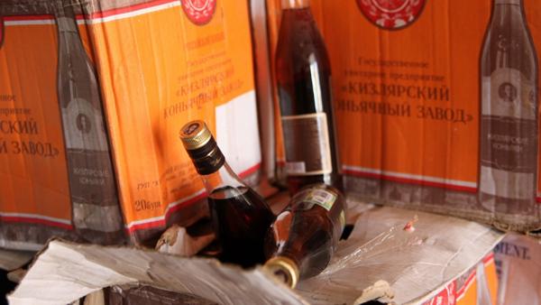 Курган, полицейские, поддельный алкоголь|Фото: МВД Курганской области