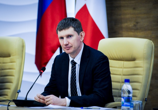 Максим Решетников|Фото: Пресс-служба губернатора Пермского края