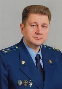 Андрей Оборок, заместитель прокурора Челябинской области, Фото: прокуратура Челябинской области