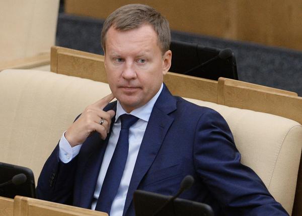 экс-депутат Госдумы Денис Вороненков Фото:pronedra.ru