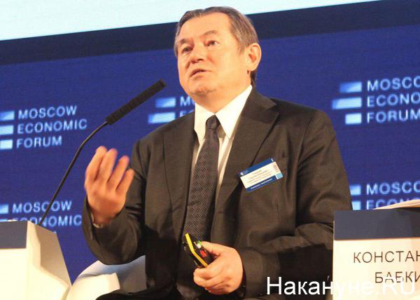 Московский Экономический Форум, МЭФ, Сергей Глазьев|Фото: Накануне.RU