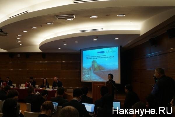 Гэн Липин - генеральный консул КНР в Екатеринбурге Фото: Накануне.RU