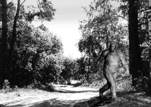 снежный человек, изореконструкция изображения|Фото: Клуб экспедиций Дикий Север